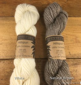 Elderberry Yarns Elderberry Yarns Millspun