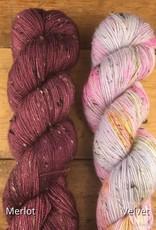 Yarn Ink Tweed Sock
