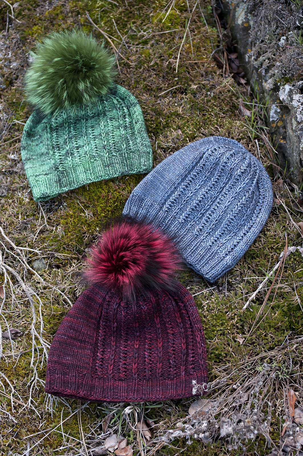 Knox Mountain Pattern Trader's Cove Hat