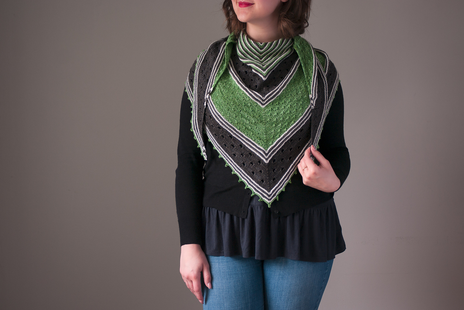 Knox Mountain Knit Co. Knox Mountain Pattern Rock Candy