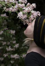 Knox Mountain Pattern Honey Bee Hat