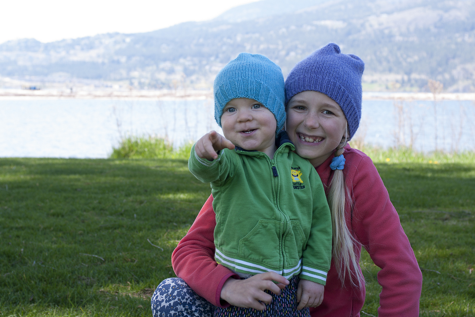 Knox Mountain Pattern Ellis Hat