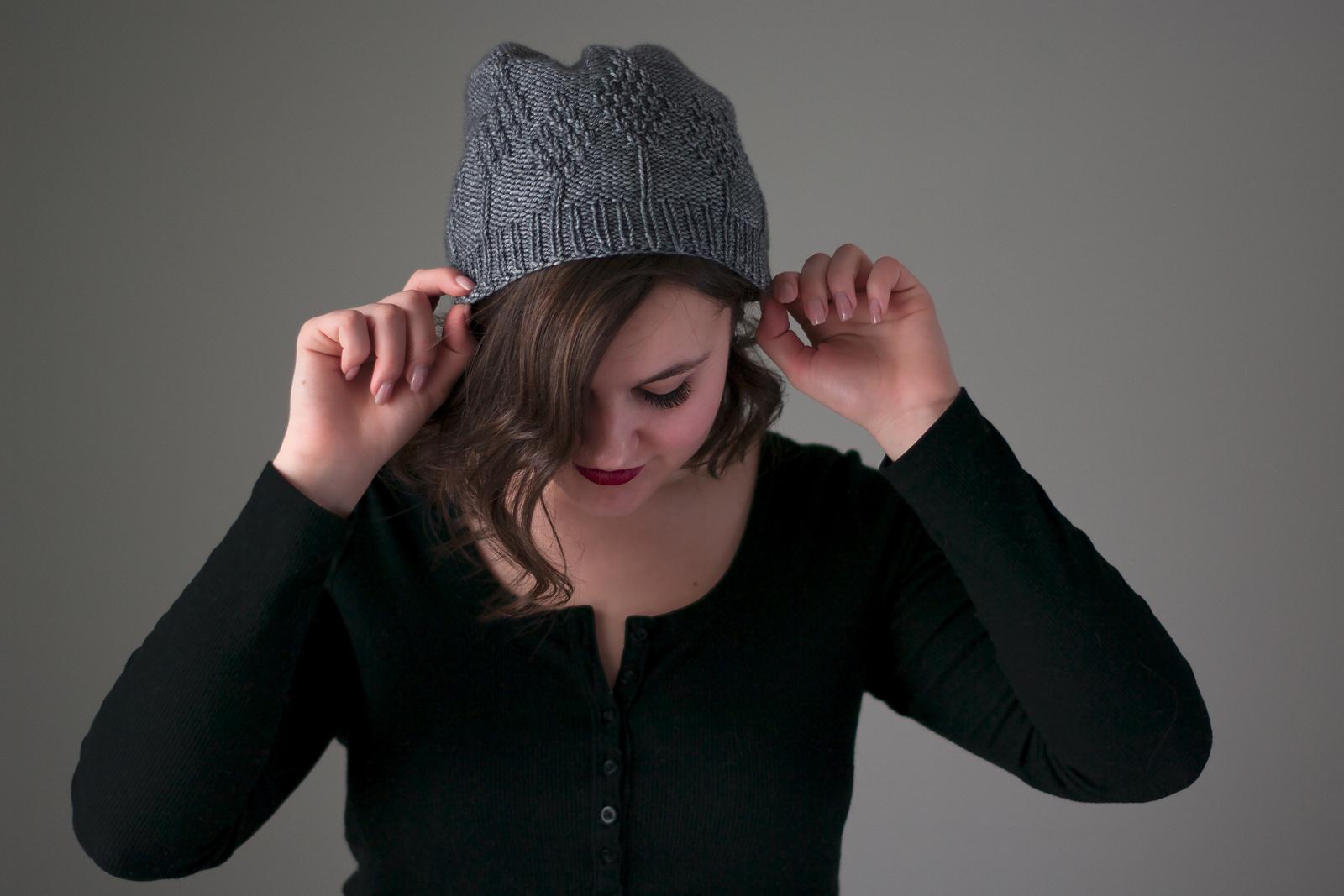 Knox Mountain Pattern Cedar Creek Hat