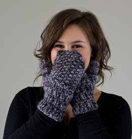 Knox Mountain Pattern Biggie Mittens
