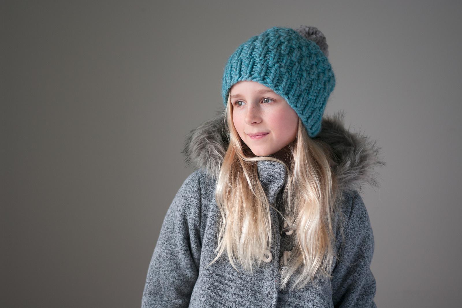 Knox Mountain Pattern Biggie Hat