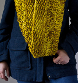 Knox Mountain Pattern Biggie Cowl