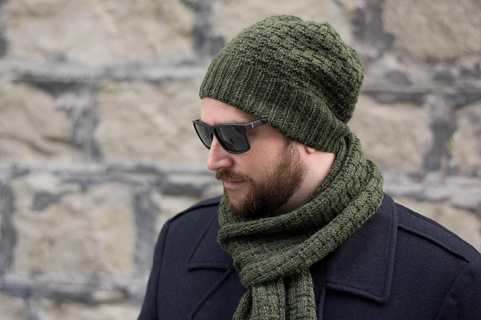 Knox Mountain Knit Co. Knox Mountain Pattern Bernard Hat