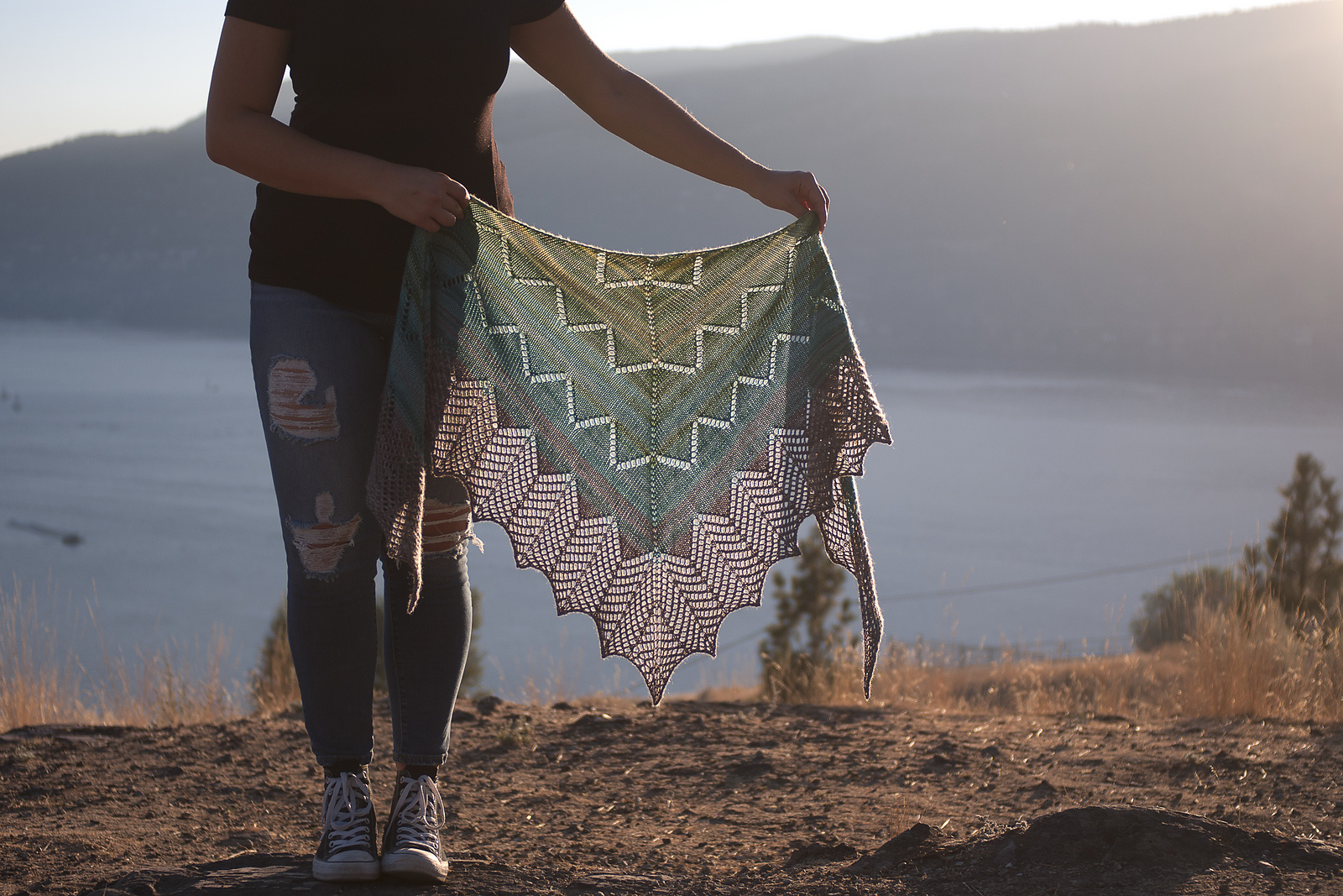 Knox Mountain Pattern Apex