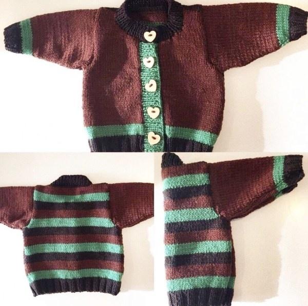 Baaad Anna's Yarn Store Beginner Sweater Knitting Class