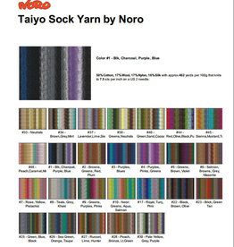 Noro Taiyo Sock