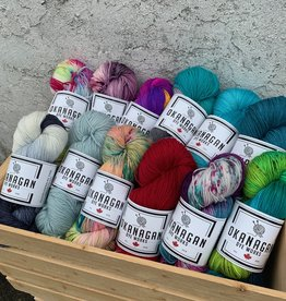 Okanagan Dye Works Okanagan Dye Works Fingering