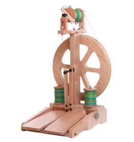 Ashford Kiwi 3 Natural Spinning Wheel