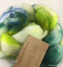 Manos Hand Painted Merino Roving