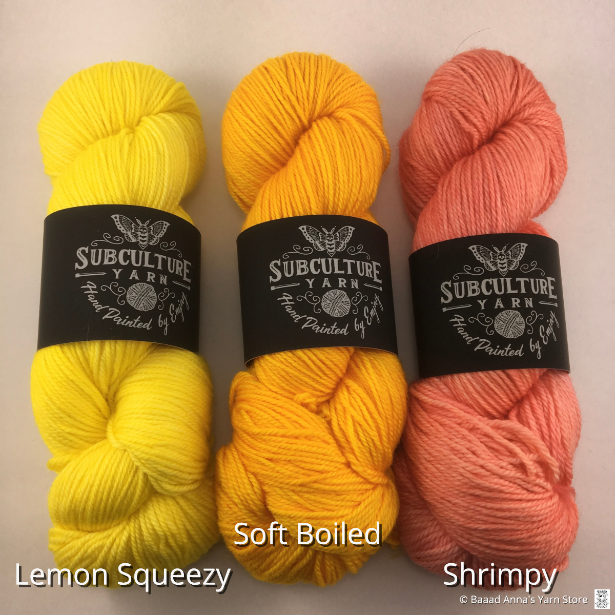 Subculture Yarn Subculture Yarn SW Merino Sport