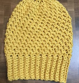 Beyond Beginner Crochet Class - Toque