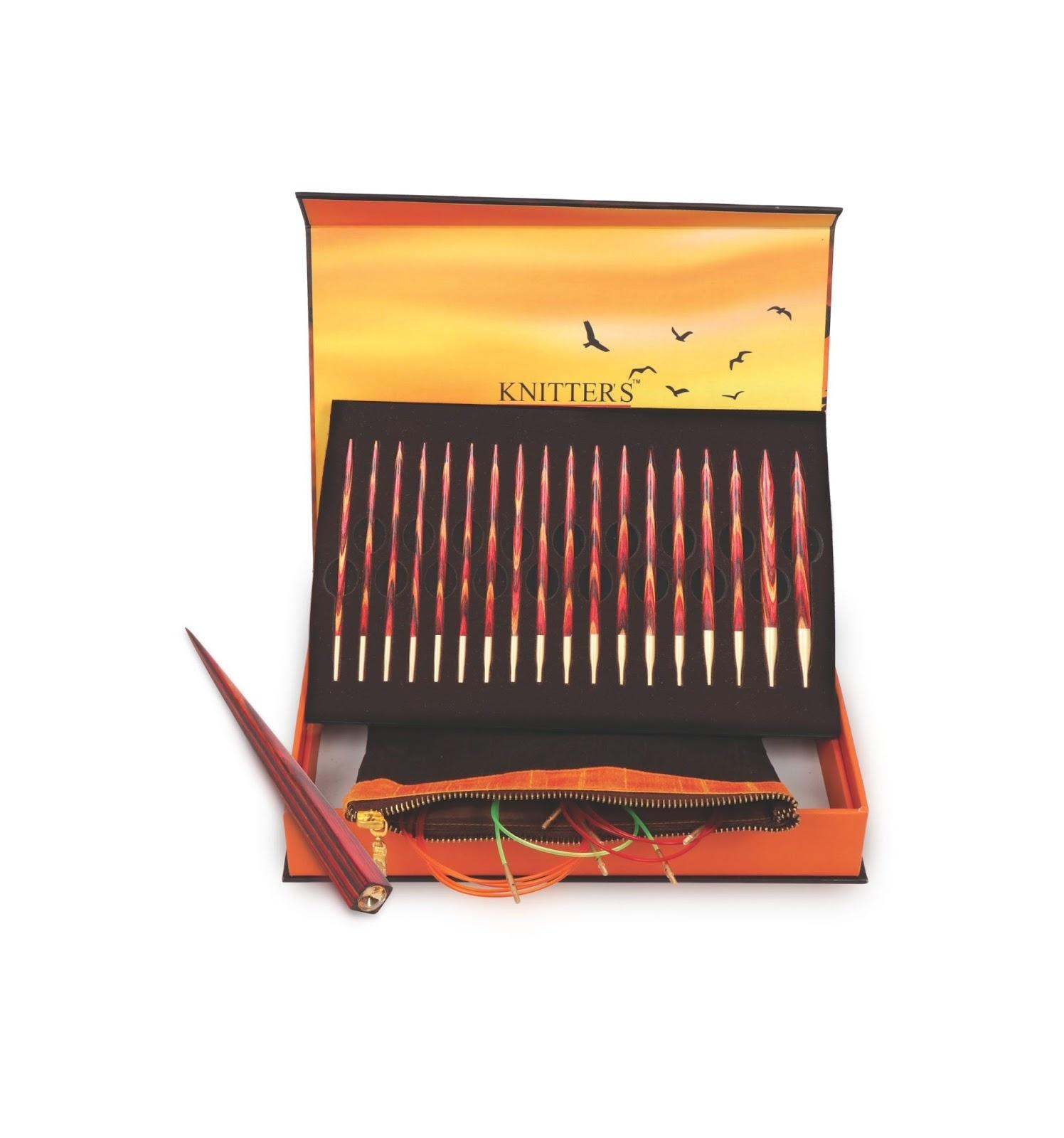 Knitters Pride Golden Light IC Needle Set