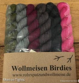 Rohrspatz & Wollmeise Wollmeise Twin Birdies 6pk