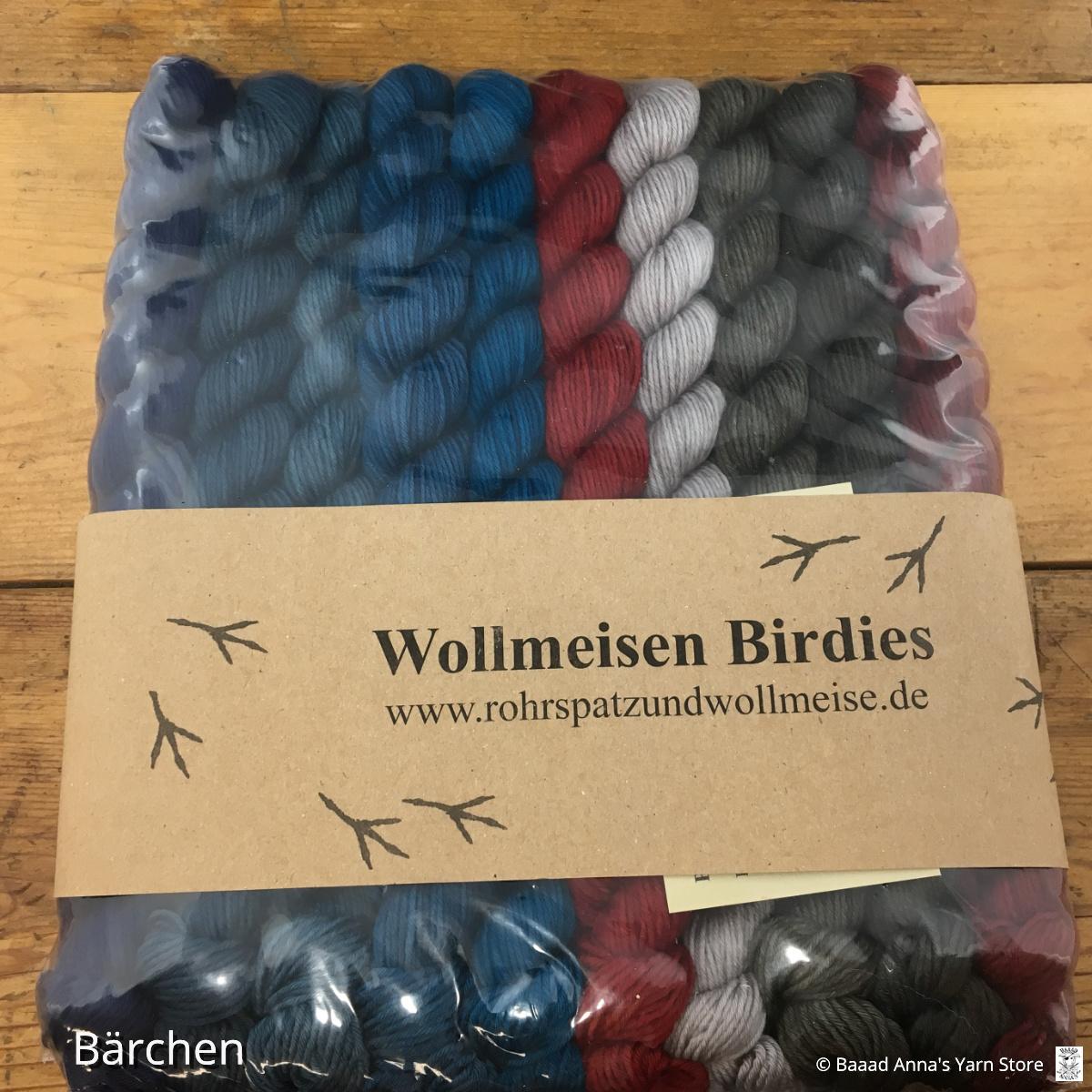 Rohrspatz & Wollmeise Wollmeise Twin Birdies 10pk