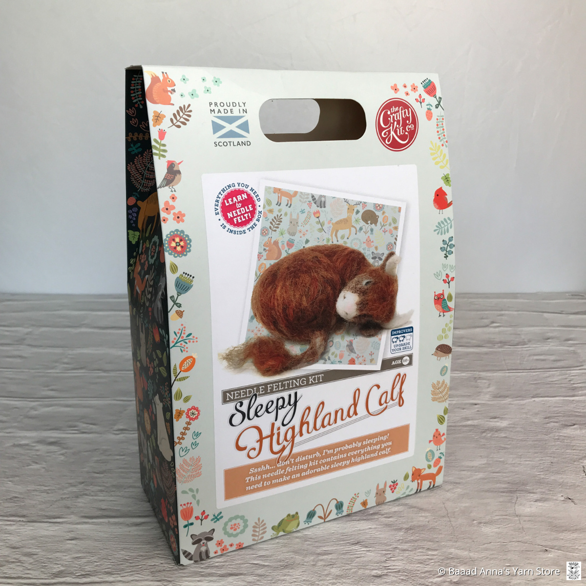 Estelle Medium Felting Kits