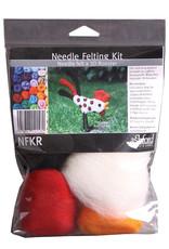 Ashford Needle Felting Beginner Kit