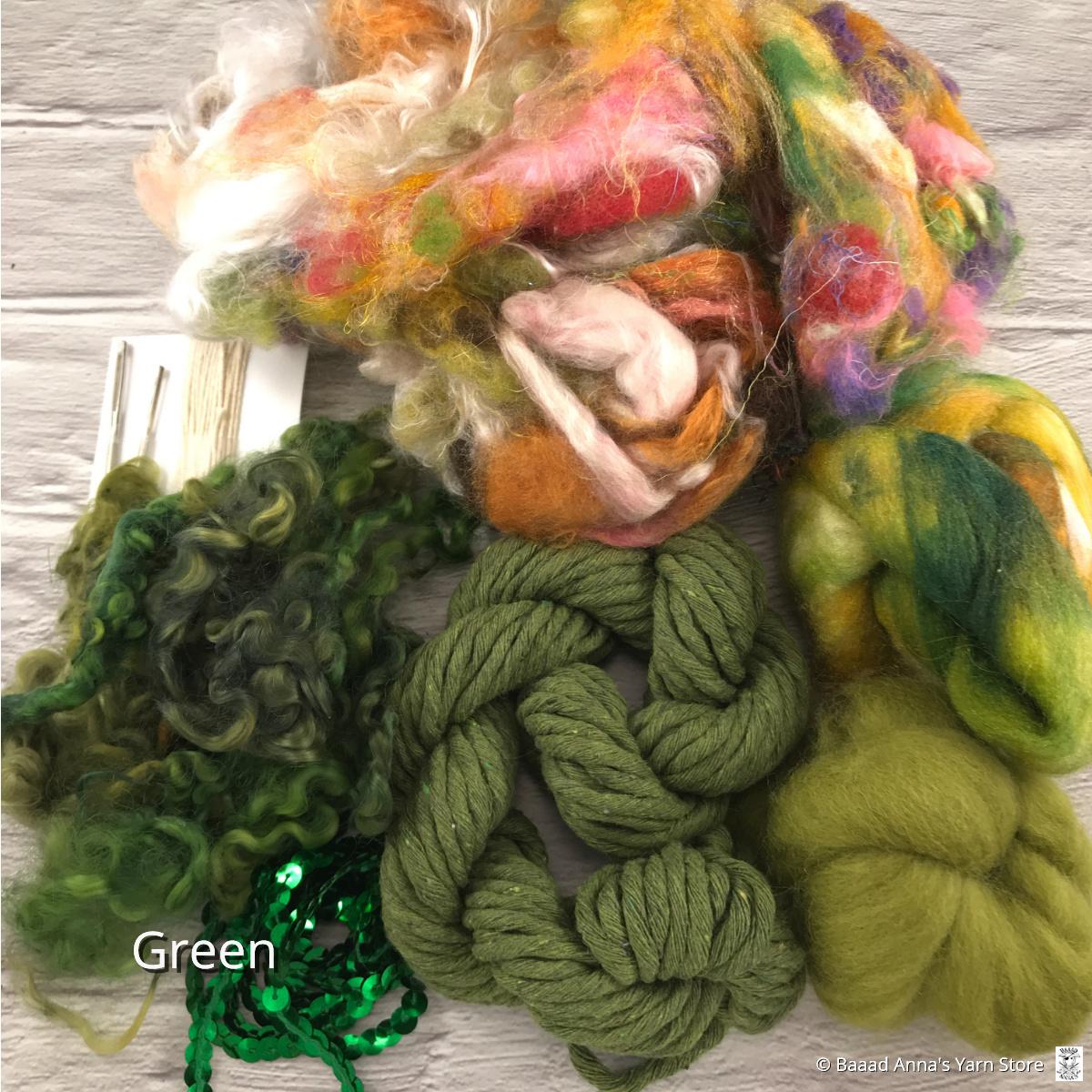 Sarah Elizabeth Fibre Works Sarah Elizabeth Weaving Kit Medium