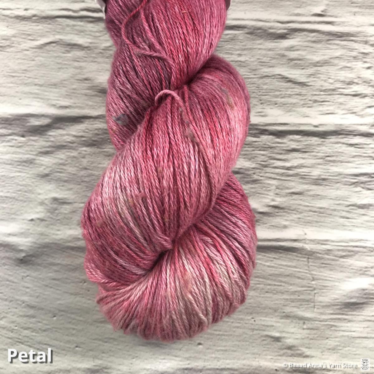 Sarah Elizabeth Fibre Works Sarah Elizabeth Silk Linen Blend