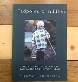 Tadpoles & Tiddlers: 32 Knitting Designs