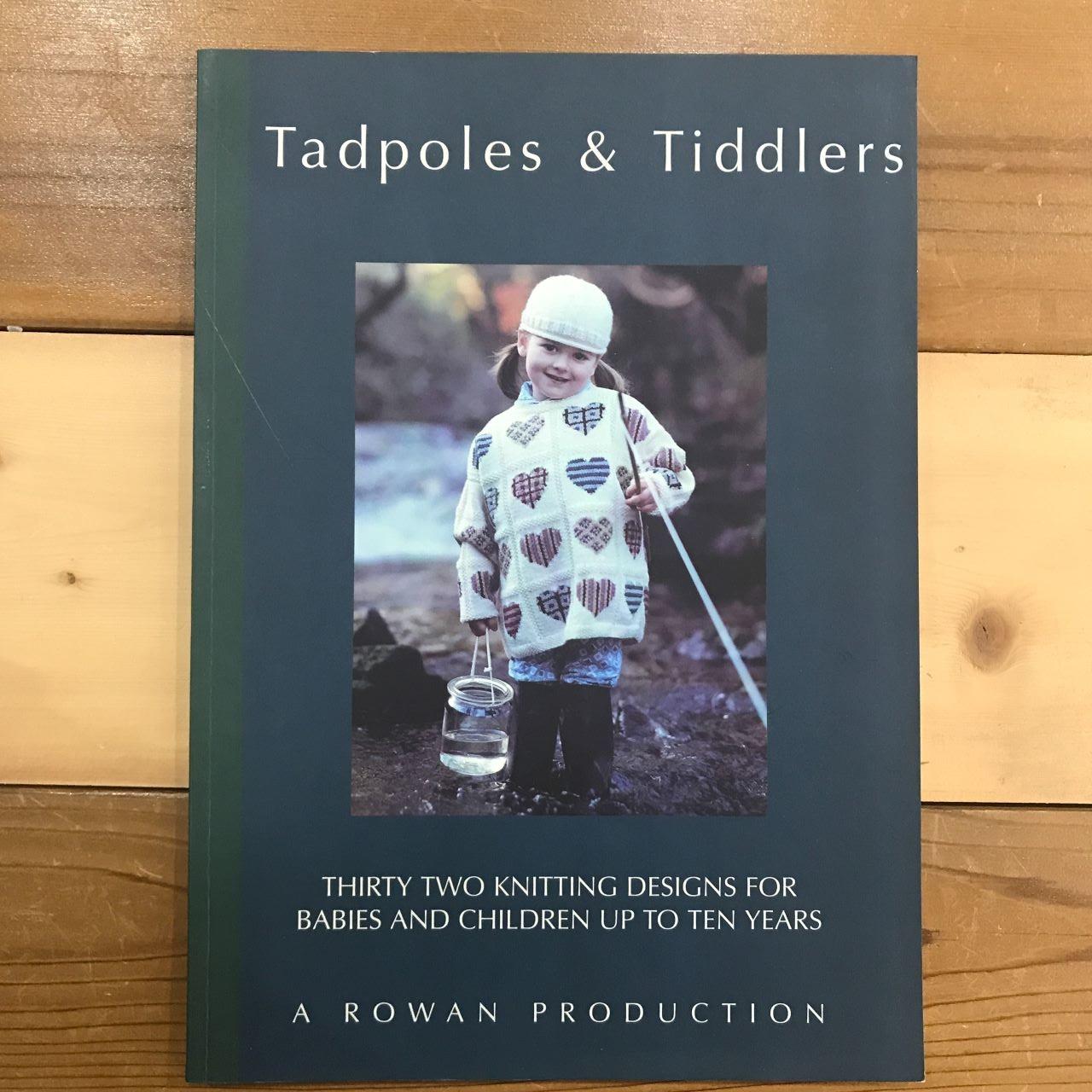 Tadpoles & Tiddlers: 32 Knitting Designs