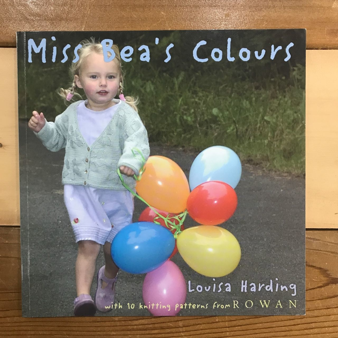 Miss Bea's Colours - Rowan