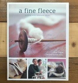 A Fine Fleece: Knitting with Handspun Yarn