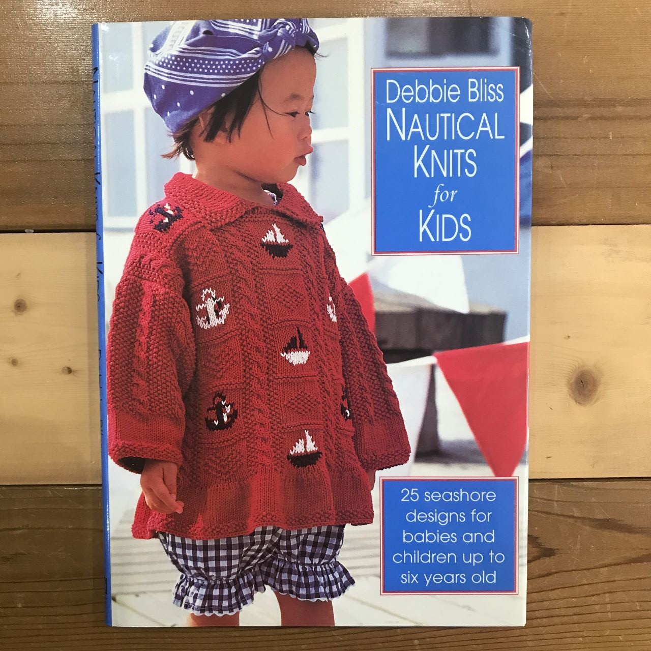 Debbie Bliss Nautical Knits for Kids