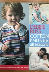 Debbie Bliss Cotton Knits for all Seasons