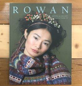 Rowan Knitting Magazine #48