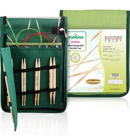 Knitter's Pride Knitter's Pride Bamboo Deluxe Set