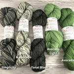 Smith and Ewe Not Just Socks Mini Skein