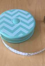 Sew Tasty Chevron Tape Measure