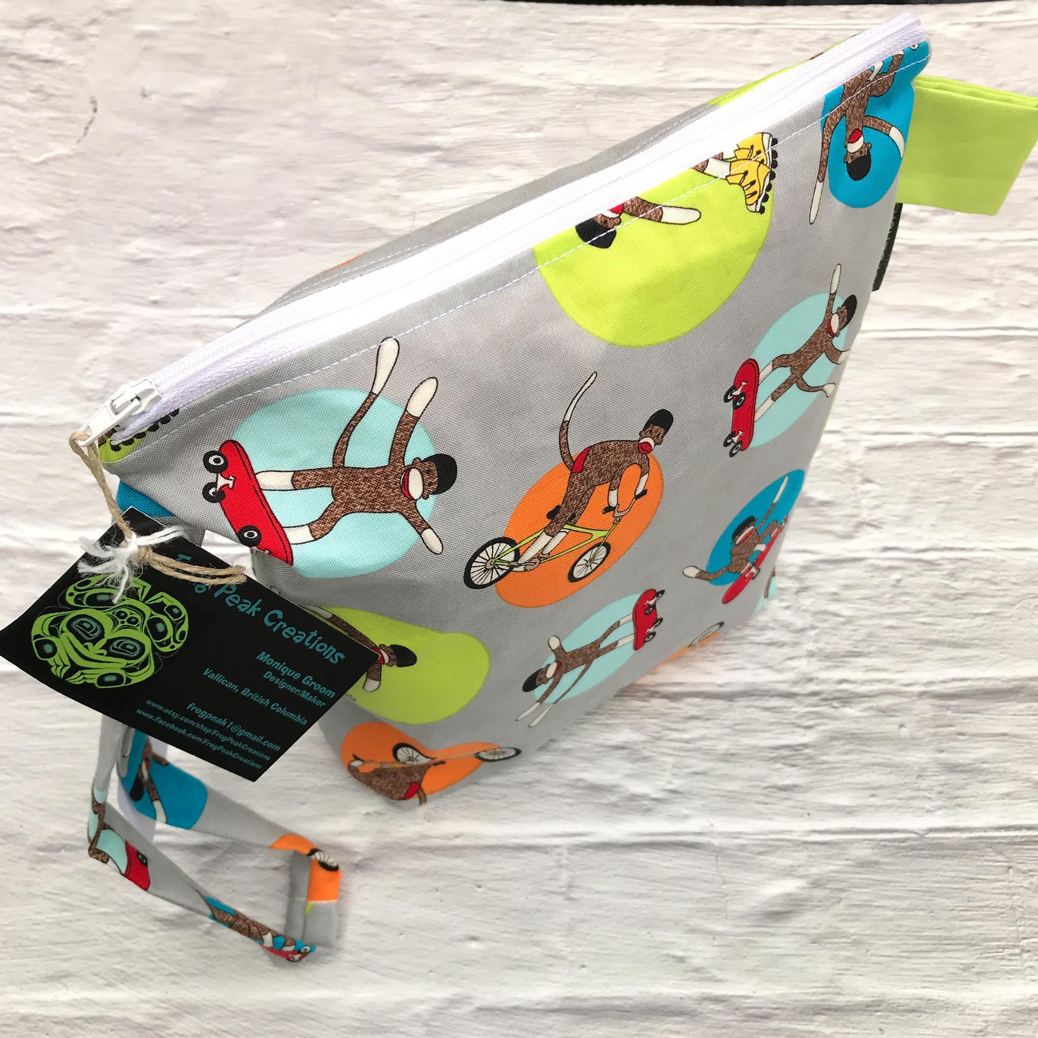 Frog Peak Wedge Project Bag