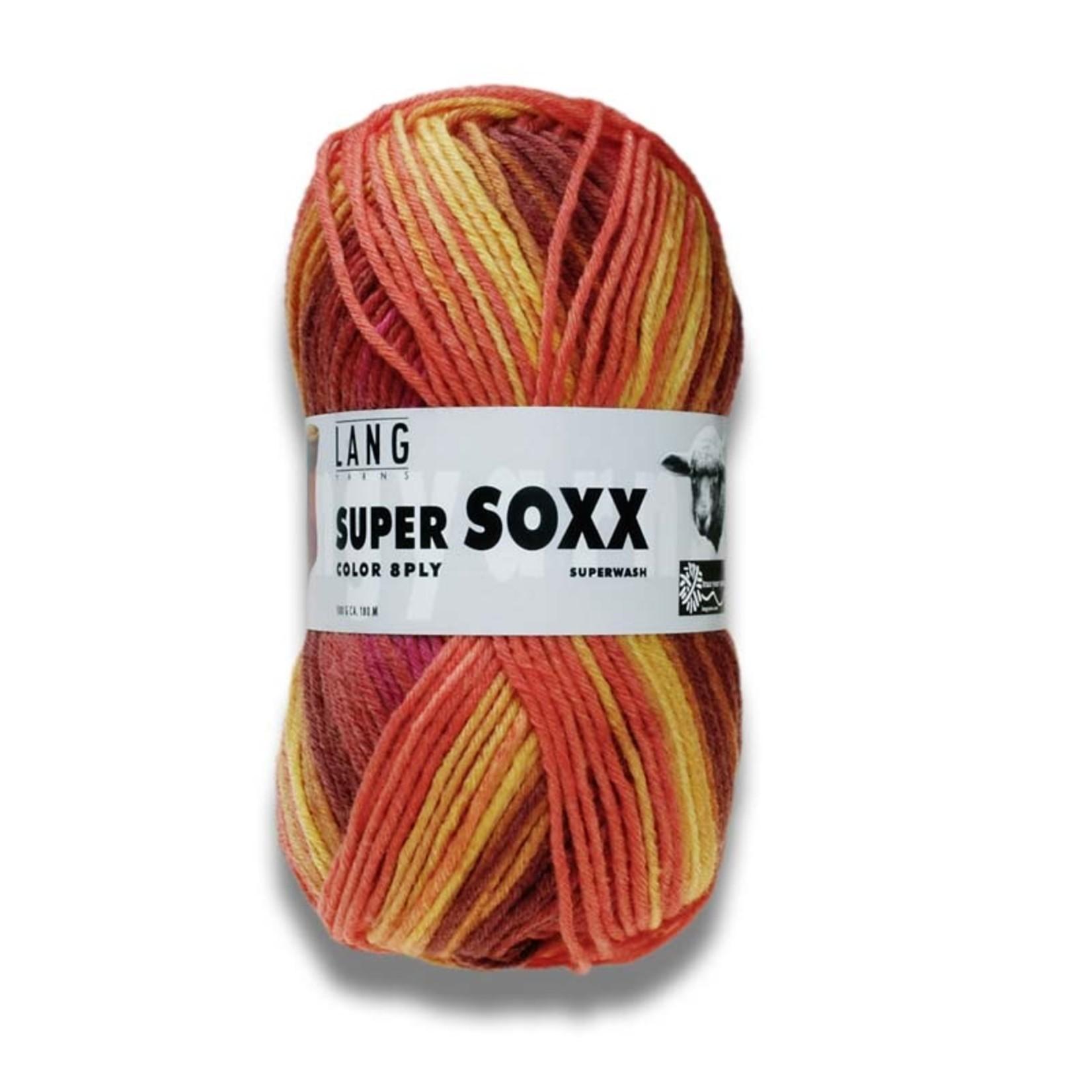 Lang Super Soxx 8 ply