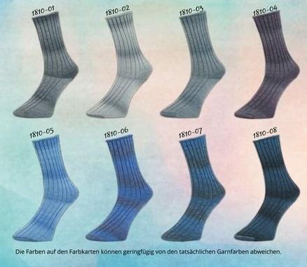 Myboshi Comfort Wolle Sock 1810
