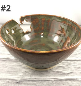 Lavender Lampworks Large Yarn Bowl (#2)