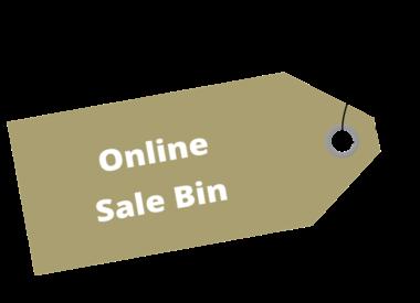 Sale Bin 20%