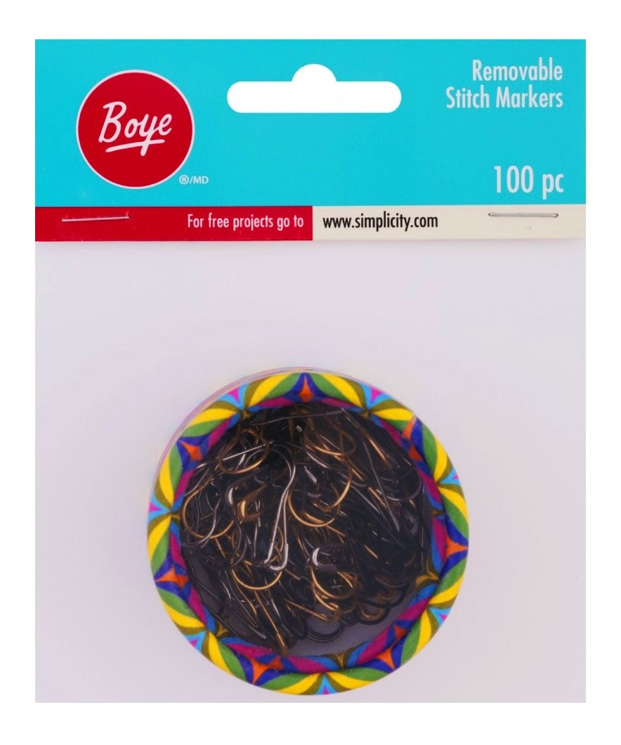 Boye Removable Stitch Markers