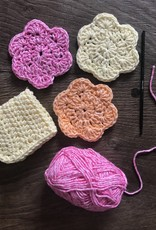 Beginner Crochet  Workshop - Online via Zoom
