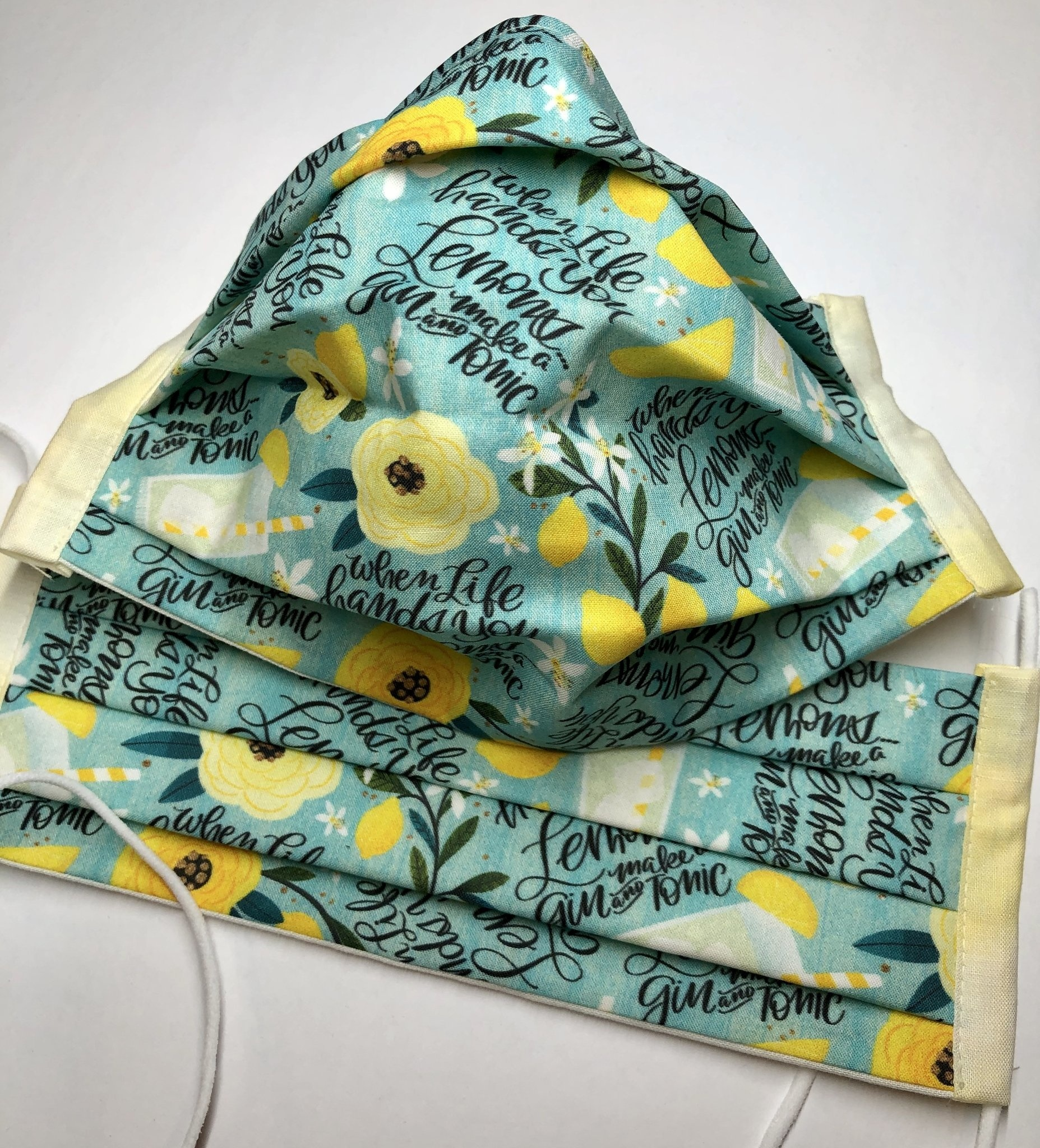 Deb Baldrey Deb's Bags Not So  Sweary Face Mask