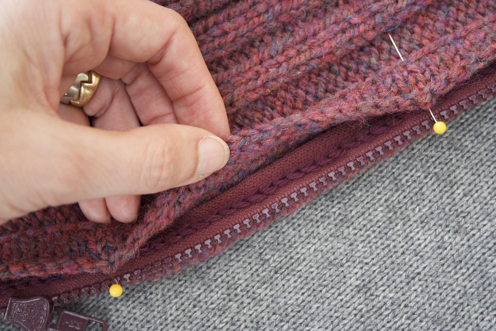 The Perfect Zipper Workshop Online with Holli Yeoh