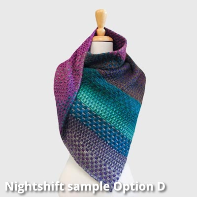 Cascade Cascade Nightshift Shawl Kit