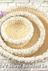 Boostani Beaded Basket Set