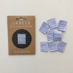 Kylie and the Machine Woven Label