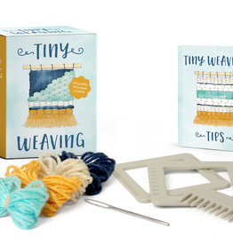 Tiny Weaving Crafting Kit