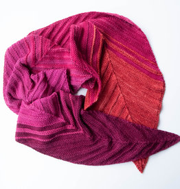 WildWestDye WildWestDye Cupid Scarf Kit w/Pattern